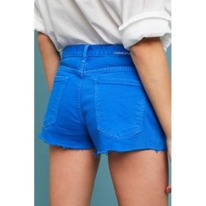 Current/Elliot Blue jean shorts NEW